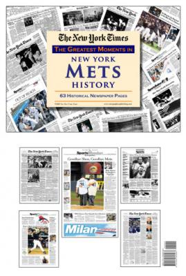 New York Mets History  Newspaper